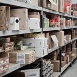 Ons magazijn met extra producten