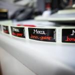 Onze labels en etiketten