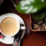 Een overheerlijk tasje Koffie Verheyen
