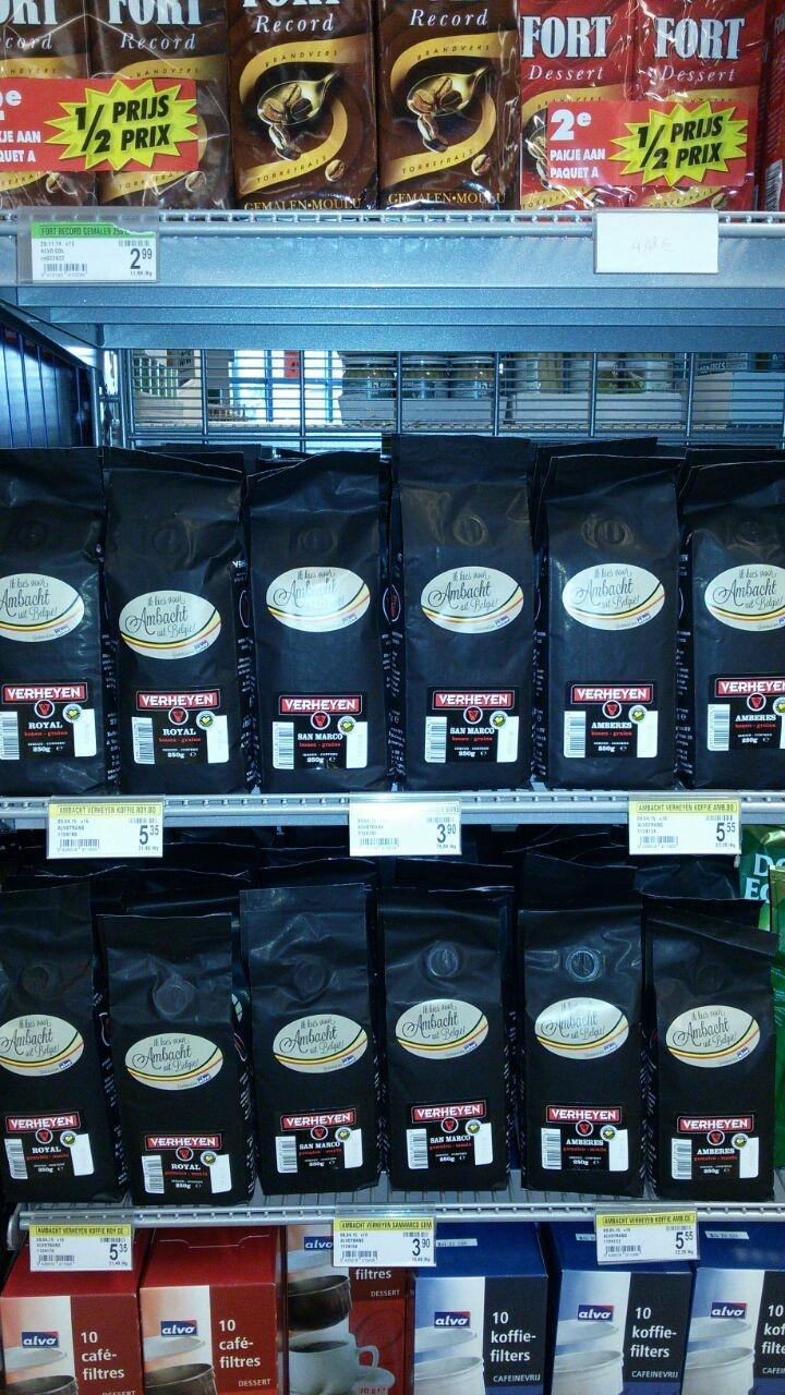 koffie in Alvo